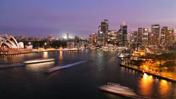 Australian Tourist Visa for Thai